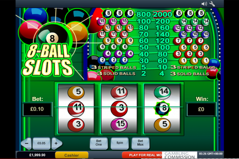 ball slots playtech