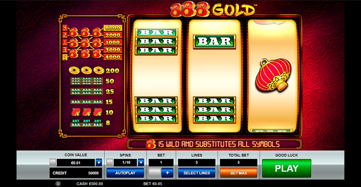 888 gold pragmatic