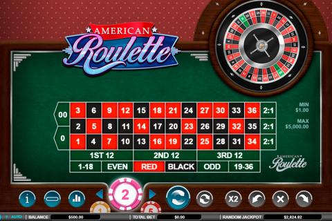 american roulette arrows edge