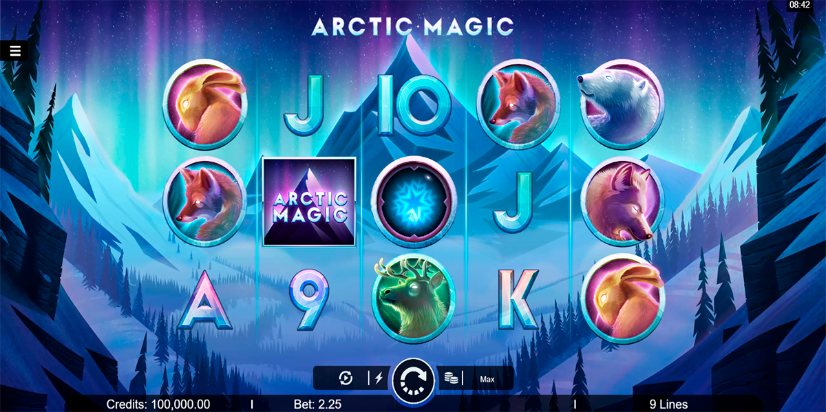 arctic magic microgaming