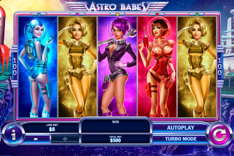astro babes playtech