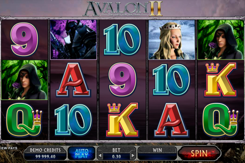avalon ii microgaming