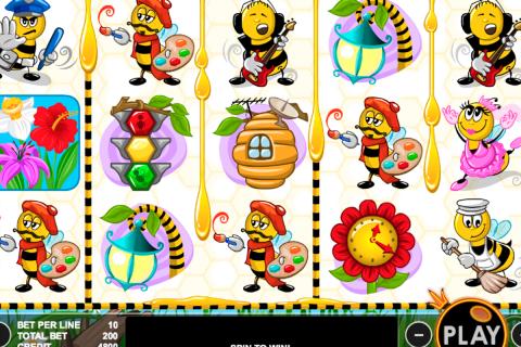 bee land pragmatic