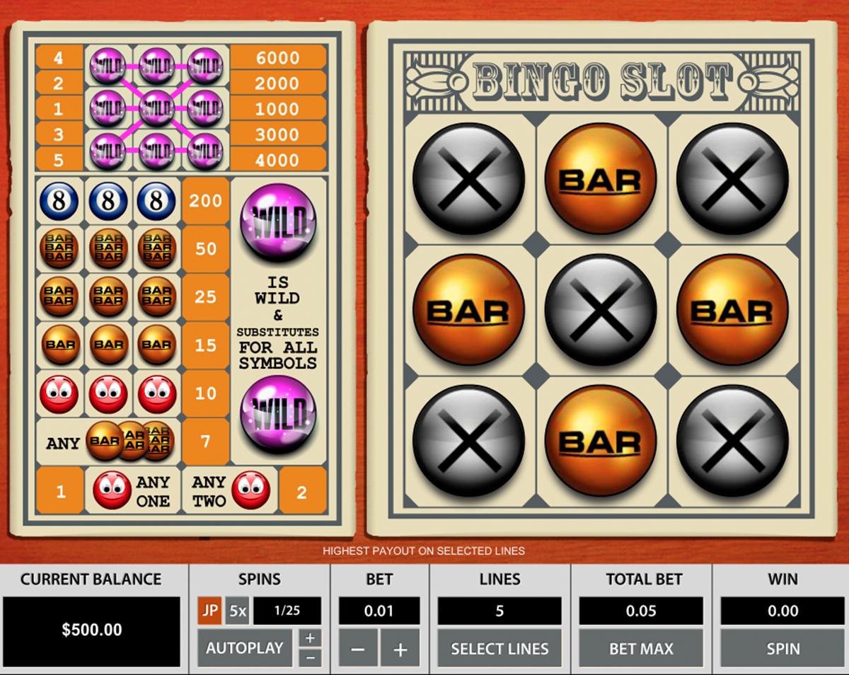 bingo slot 3 reels pragmatic