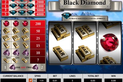 black diamond  reels pragmatic