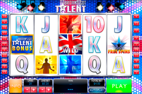 britains got talent playtech
