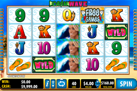 cash wave bally