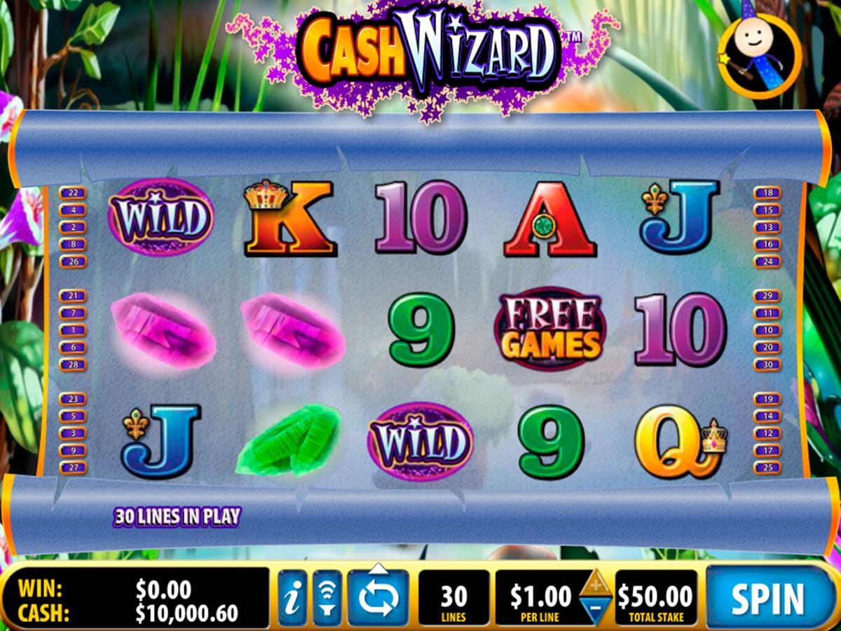 cash wizard bally