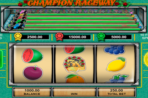 champion raceway igt