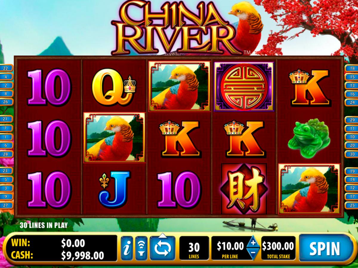 china river bally