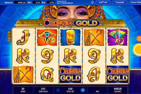 cleopatra gold igt