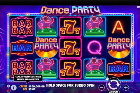 dance party pragmatic