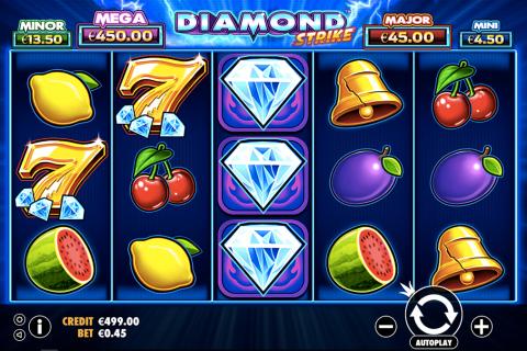diamond strike pragmatic