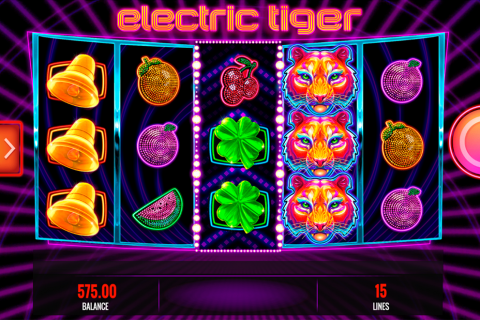 electric tiger igt