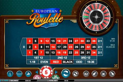 european roulette arrows edge