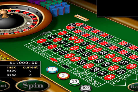 european roulette gamesos
