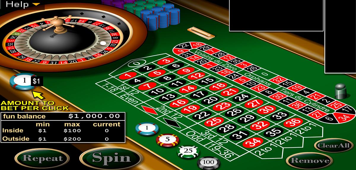 european roulette gamesos