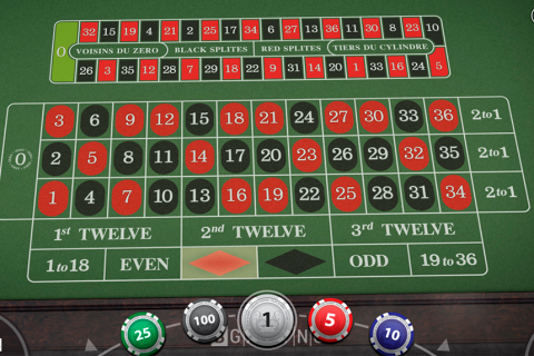 european roulette softswiss