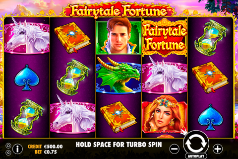 fairytale fortune pragmatic