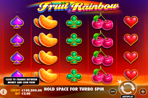 fruit rainbow pragmatic