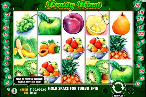 fruit slot pragmatic