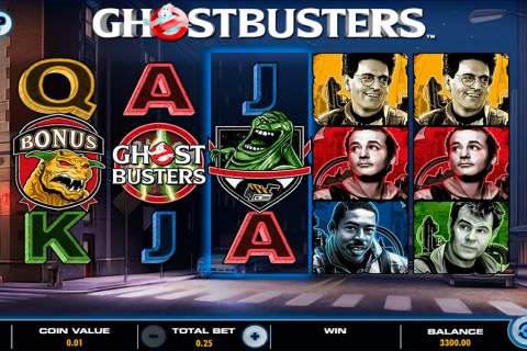 ghostbusters plus igt