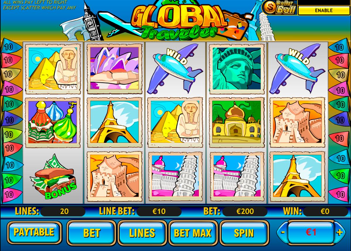 global traveler playtech