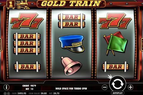 gold train pragmatic