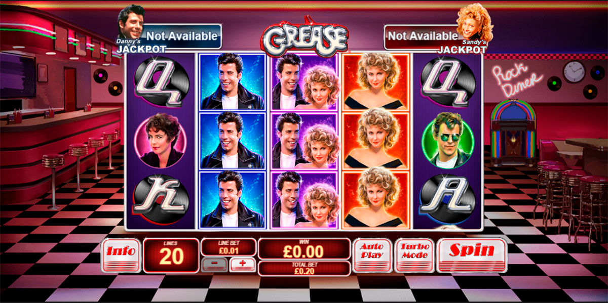 grease playtech