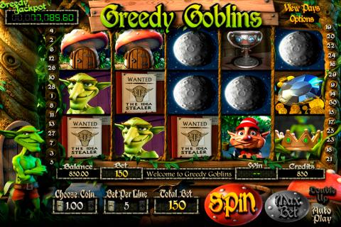 greedy goblins betsoft