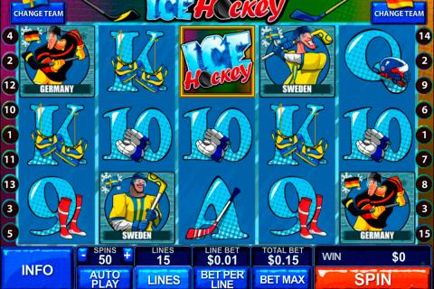 ice hockey playtech