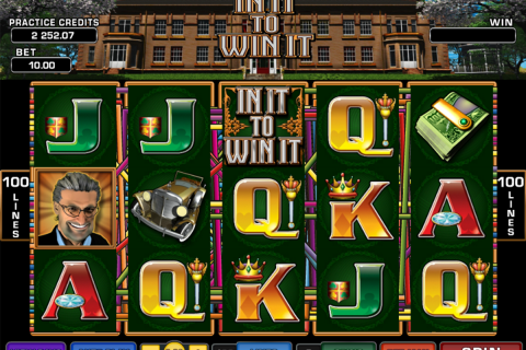 in it to win it microgaming