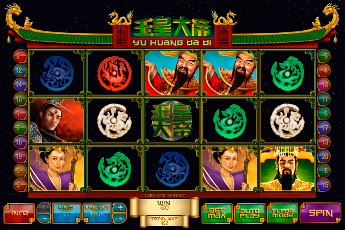 jade emperor playtech