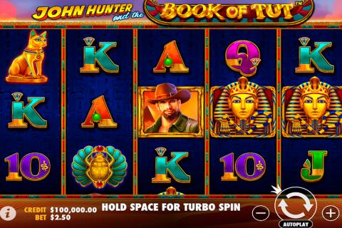 john hunter and the book of tut pragmatic