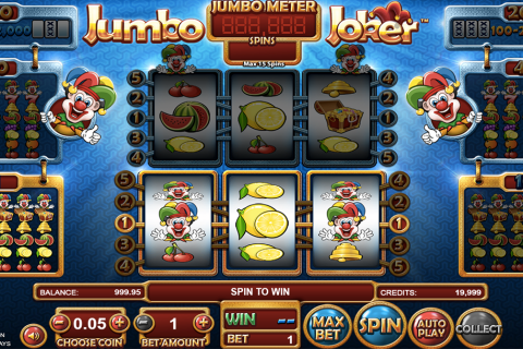 jumbo joker betsoft