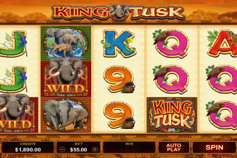 king tusk microgaming