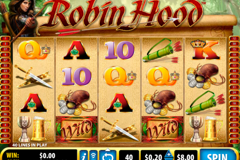lady robin hood bally
