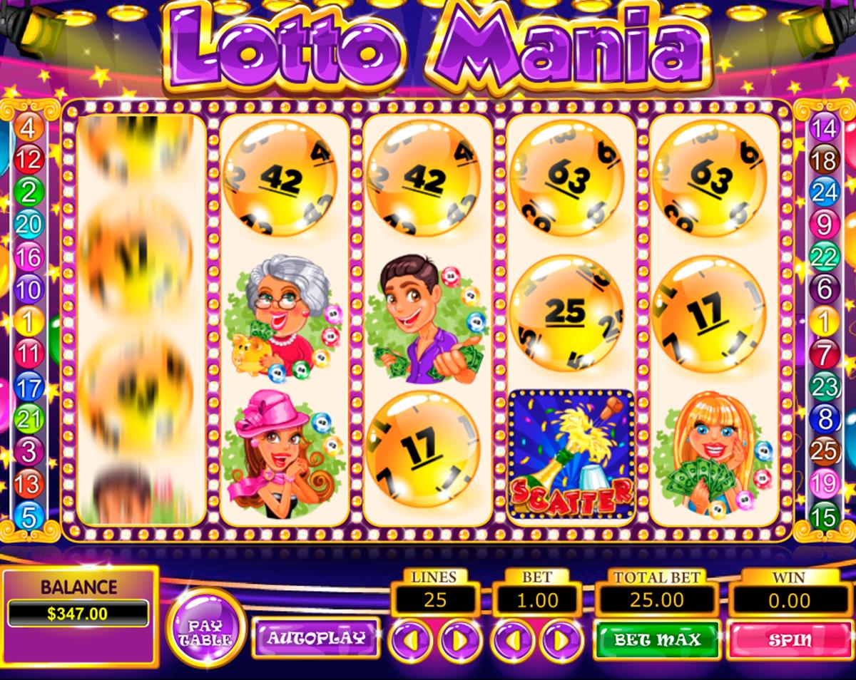 lotto mania pragmatic