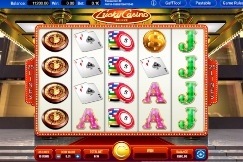 lucky casino delue igt