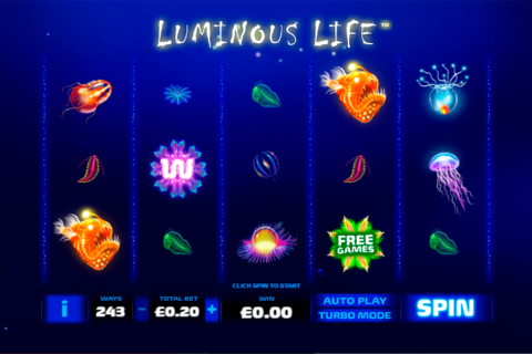 luminous life playtech