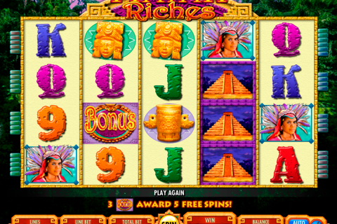 mayan riches igt