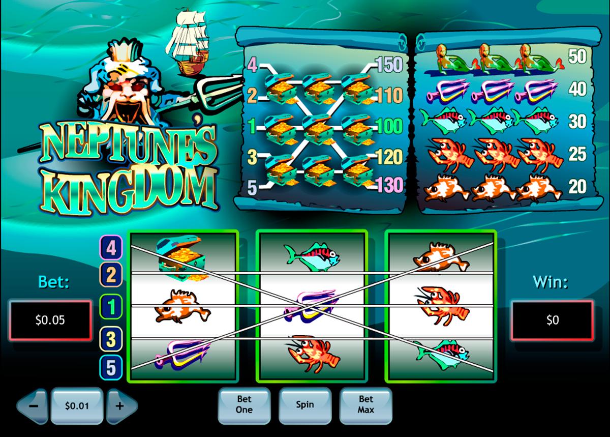 neptunes kingdom playtech