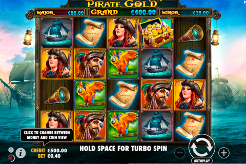 pirate gold pragmatic