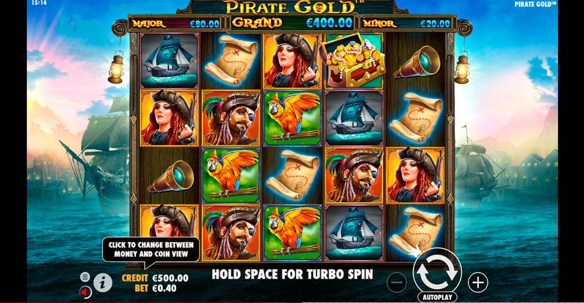 pirate gold pragmatic