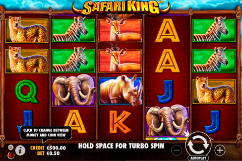 safari king pragmatic