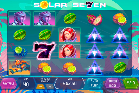 solar seen playtech