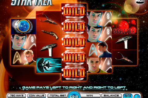 star trek against all odds igt