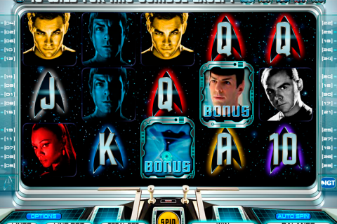 star trek igt