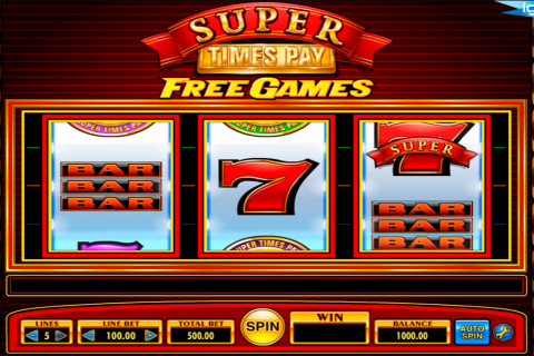 super times pay igt
