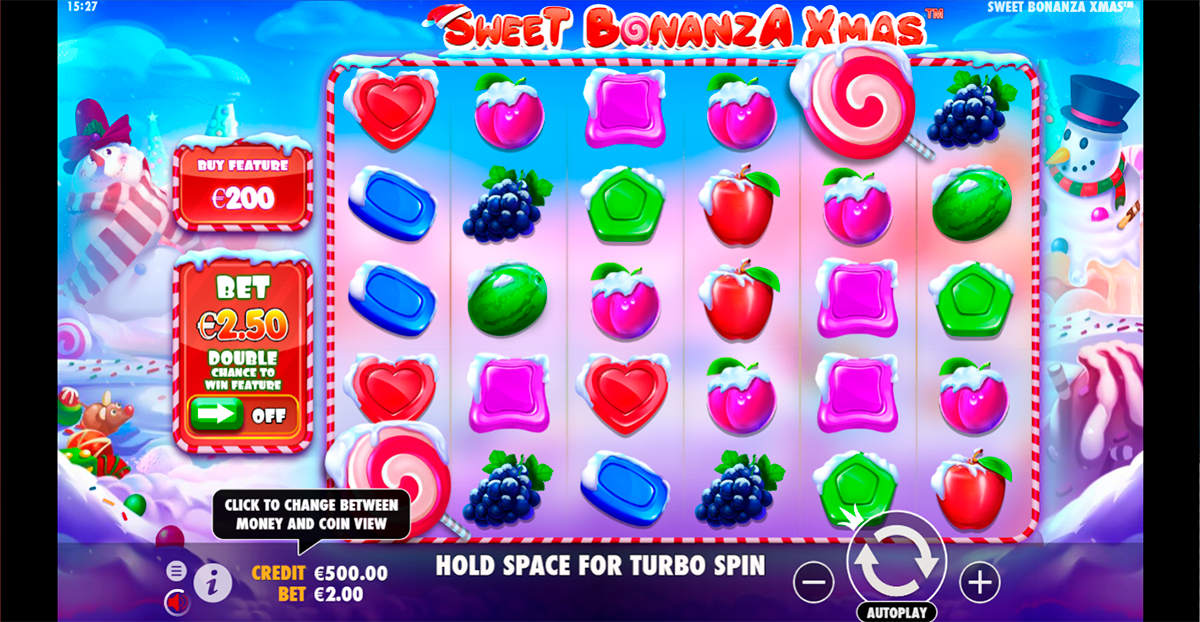 sweet bonanza xmas pragmatic